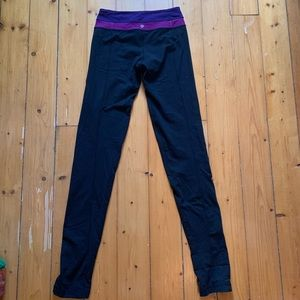 Skinny lululemon pants/leggings